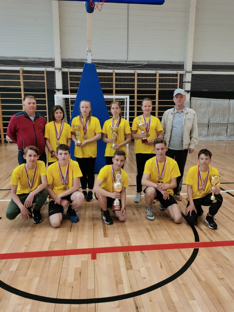 Read more about the article Президентские спортивные игры
